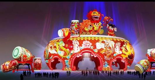 西安大唐芙蓉園新春燈會也將于2月3日至3月18日跟大家見面,今年的圖片