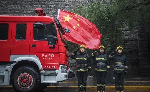 """燃!太阳城注册网址太阳城集团网址消防官兵""""大片""""袭来"""