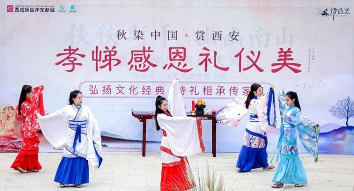 第十一期西咸文化大讲堂在诗经里盛情开讲