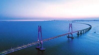 苏权科:来自宝鸡岐山的港珠澳大桥管理局总工程师