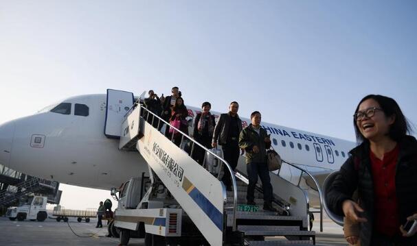 太阳城注册网址太阳城集团网址延安南泥湾机场正式通航