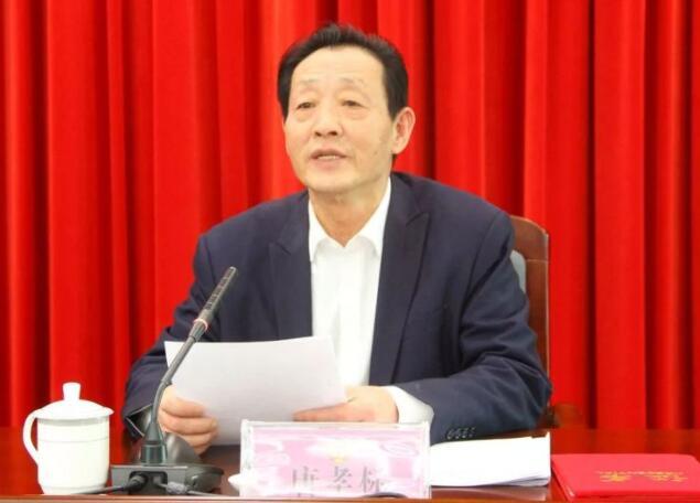唐孝标:铜川市第一届各界爱心济困协会会长