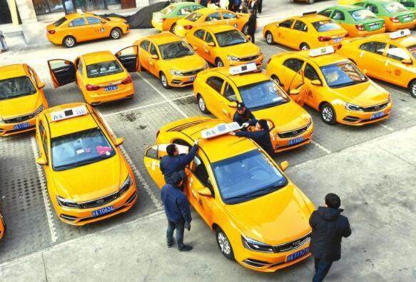春节前西安将有1000辆甲醇出租汽车投入营运