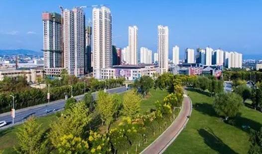 新安康门户区,绿色发展新实践