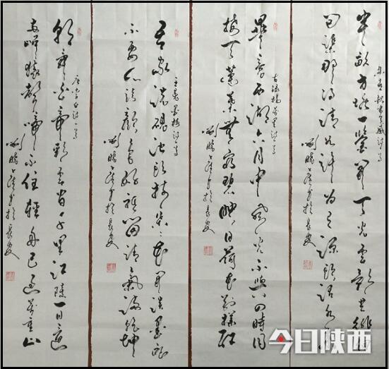 刘晓虎书画作品赏析
