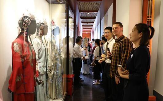 中法文化交流再深化 谭盾携21国艺术家组团感受西安之美.jpg