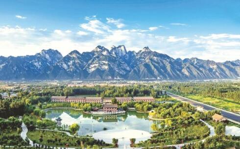 华阴市创建国家全域旅游示范区工作纪实