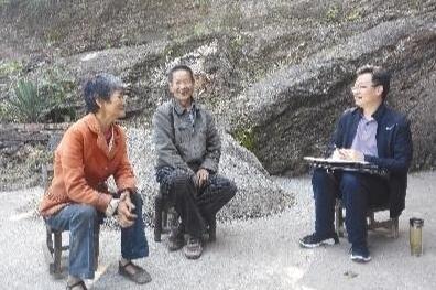 梁涛:旬阳县委书记