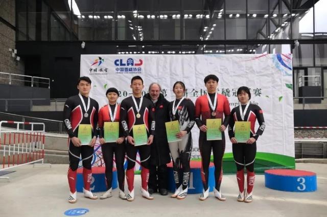 山猫直播网址省雪橇选手斩获全国冠军赛4金5银1铜.jpg