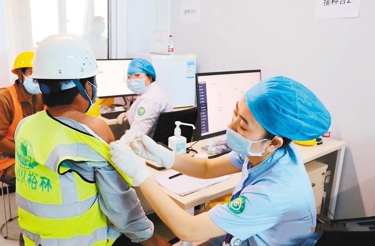 西安市月底前将集中接种第二剂次新冠病毒疫苗.jpg